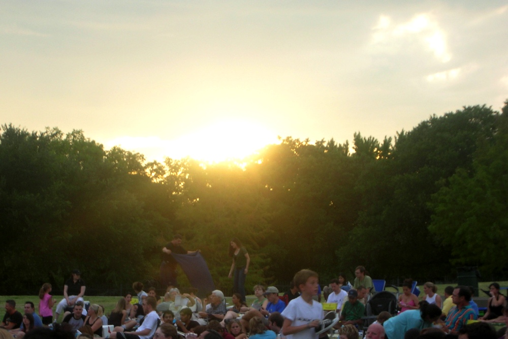 Shakespeare Dallas Presents Shakespeare in the Park