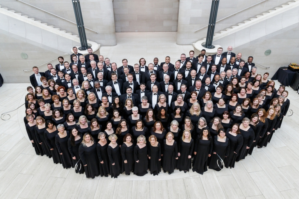 Dallas Symphony Chorus Celebrates 40th Anniversary | Meyerson Symphony Center | News | Dallas, Texas, USA