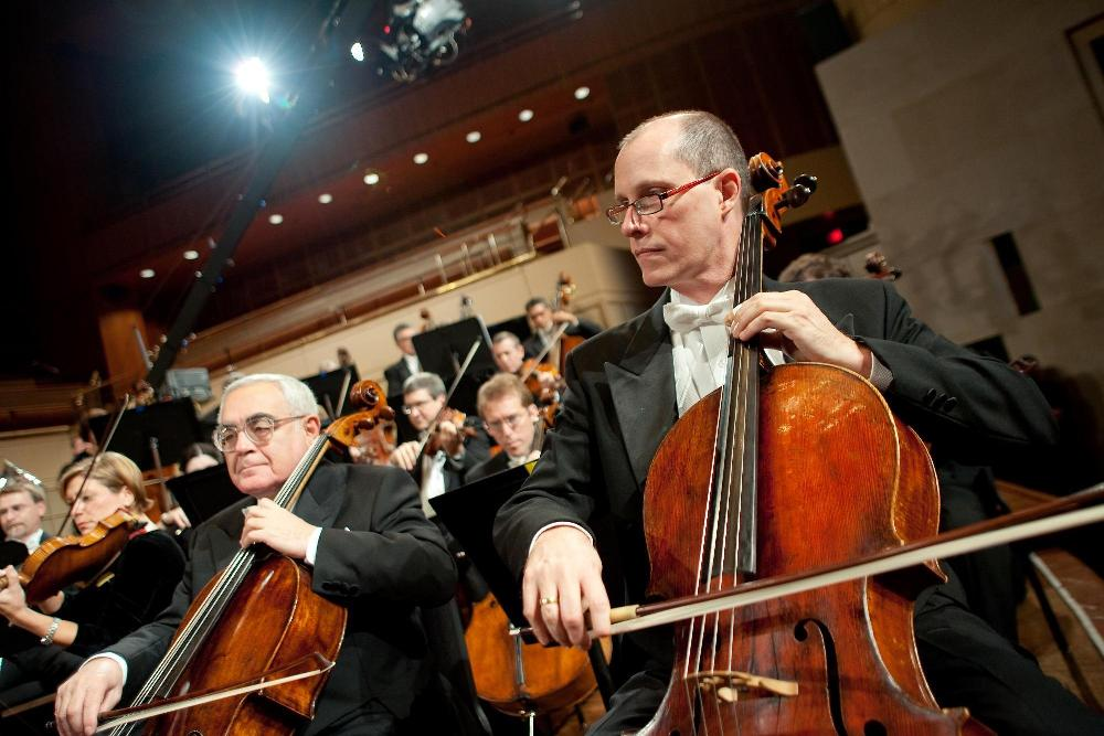Hear the Area's Symphony Orchestra In a Live Classical Performance