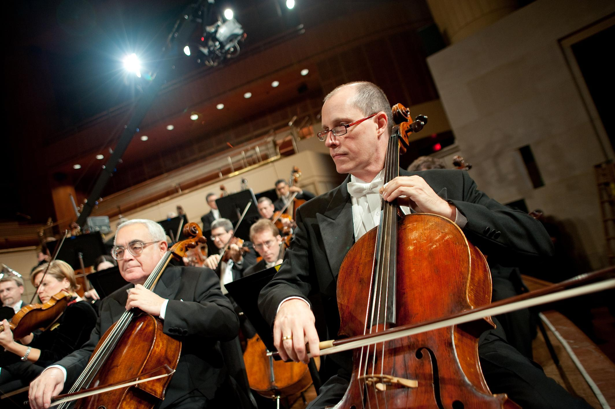 Symphony Orchestra and Classical Music Ensembles