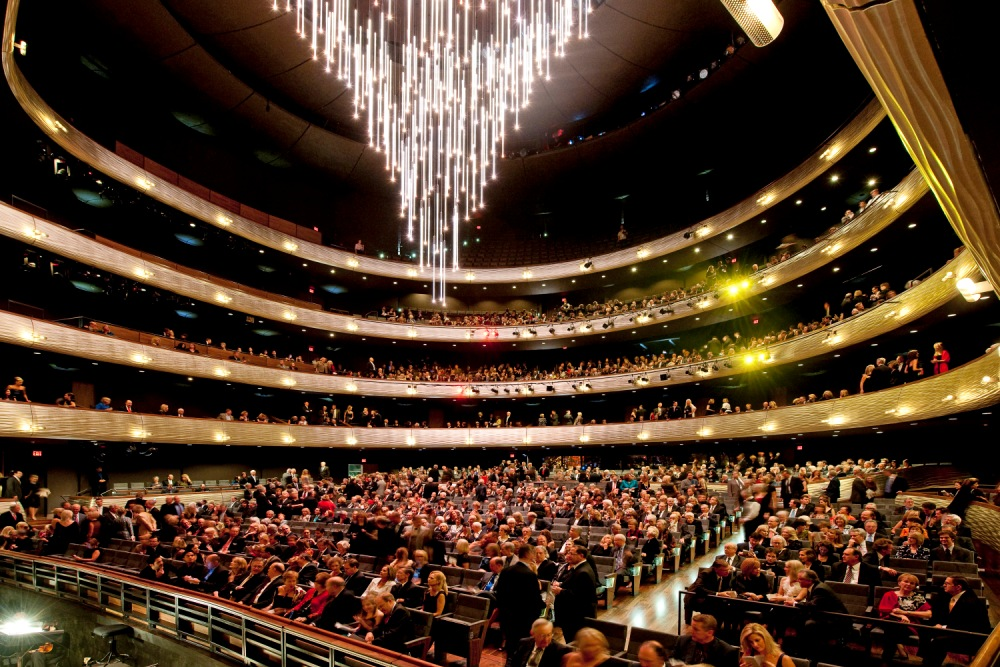Where to Sit at the Winspear Opera House