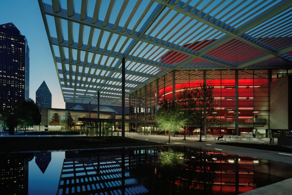 Winspear Opera House at the AT&T PAC