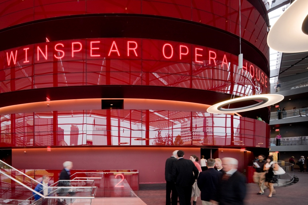 The Winspear, More than Just an Opera House