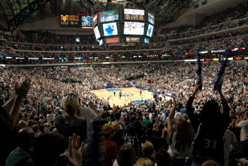 American Airlines Center One Of The Nation S Top Arenas