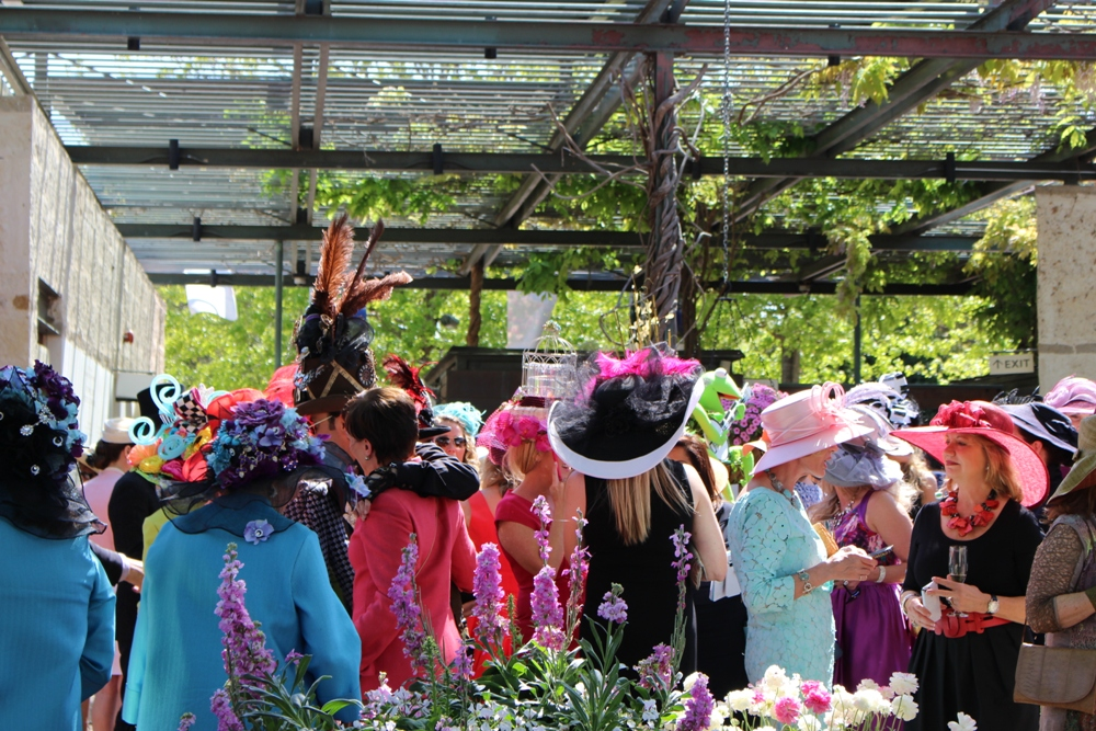30th Anniversary Mad Hatter's Tea Themed A Garden by the Sea | Women's Council of the Dallas Arboretum and Botanical Garden | News | Dallas, Texas, USA