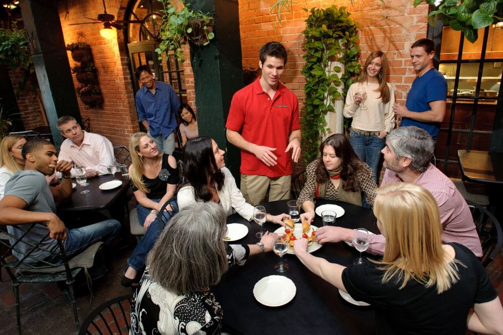 Food Tours of America Offers Narrated Walking Tour