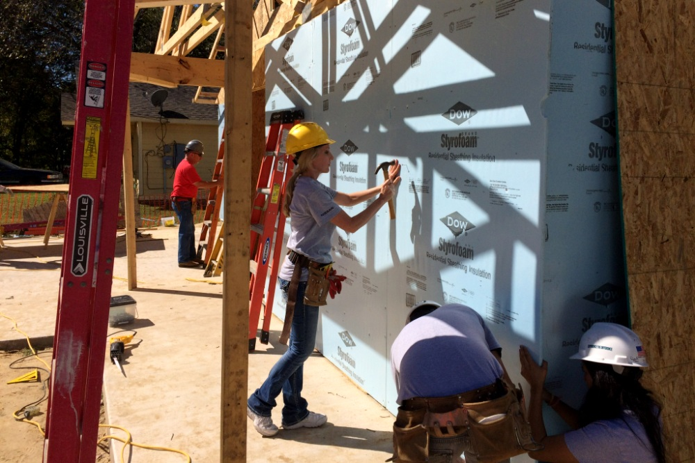 Building Hope and a Home: Onsite with Habitat for Humanity