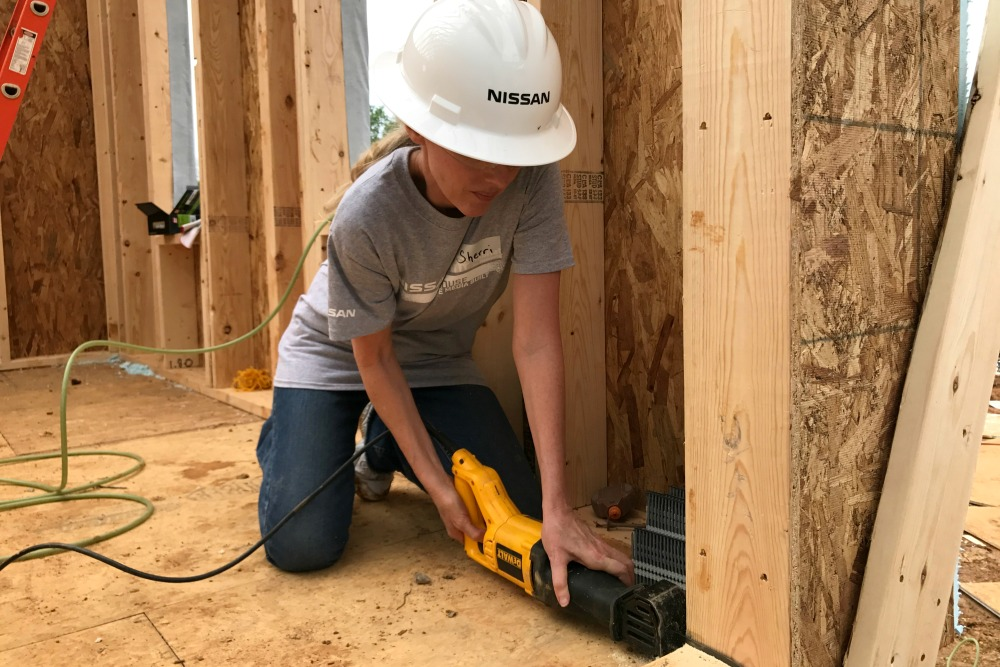Things I Learned Working with Habitat for Humanity