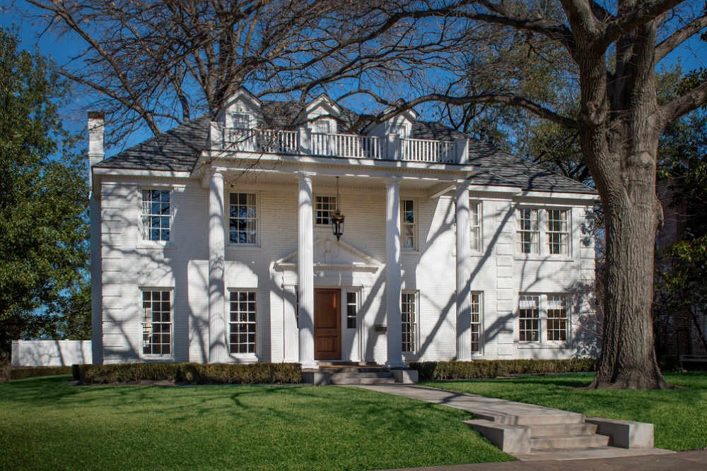 Park Cities Historic and Preservation Society Home Tour