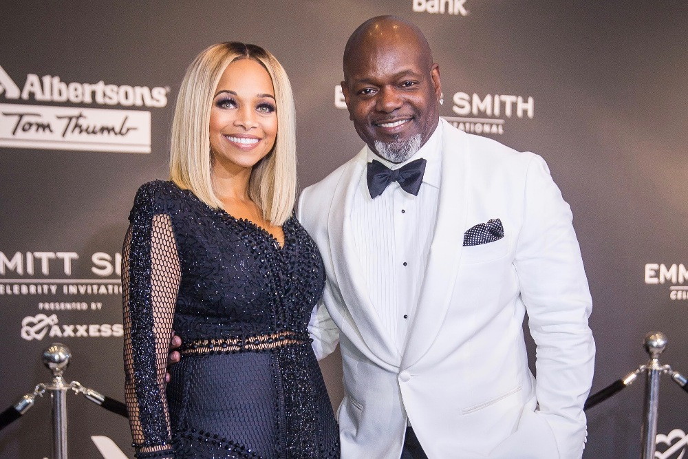 Emmitt Smith Celebrity Invitational and Friday Night Party