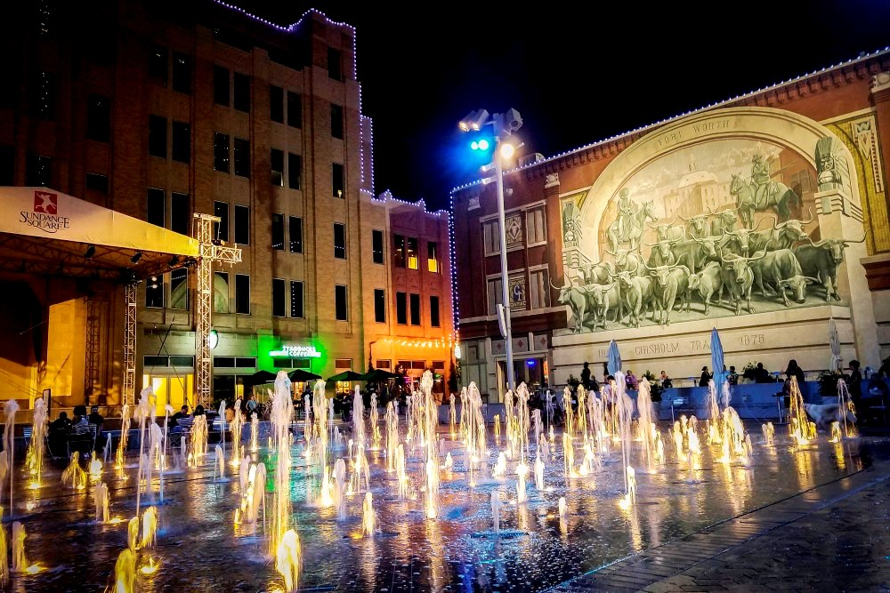 Sundance Square Kicks Off Nissan Nightlife Concert Series