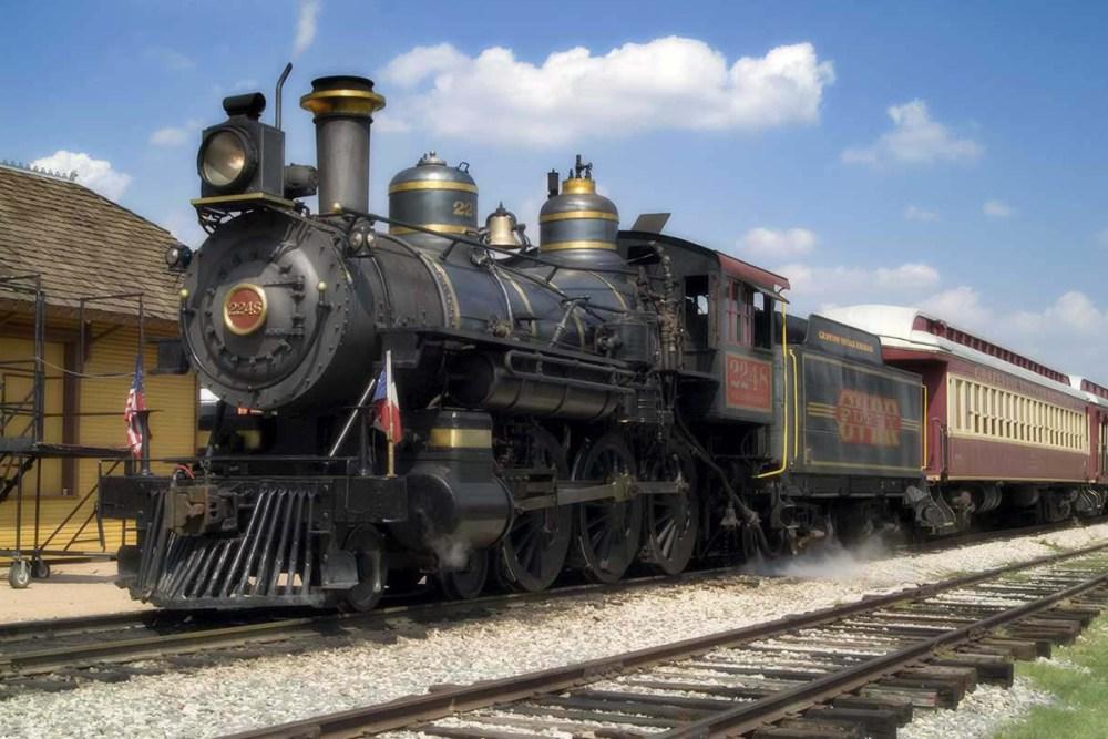 Hop Aboard Grapevine Vintage Railroad 1920 S Era Victorian