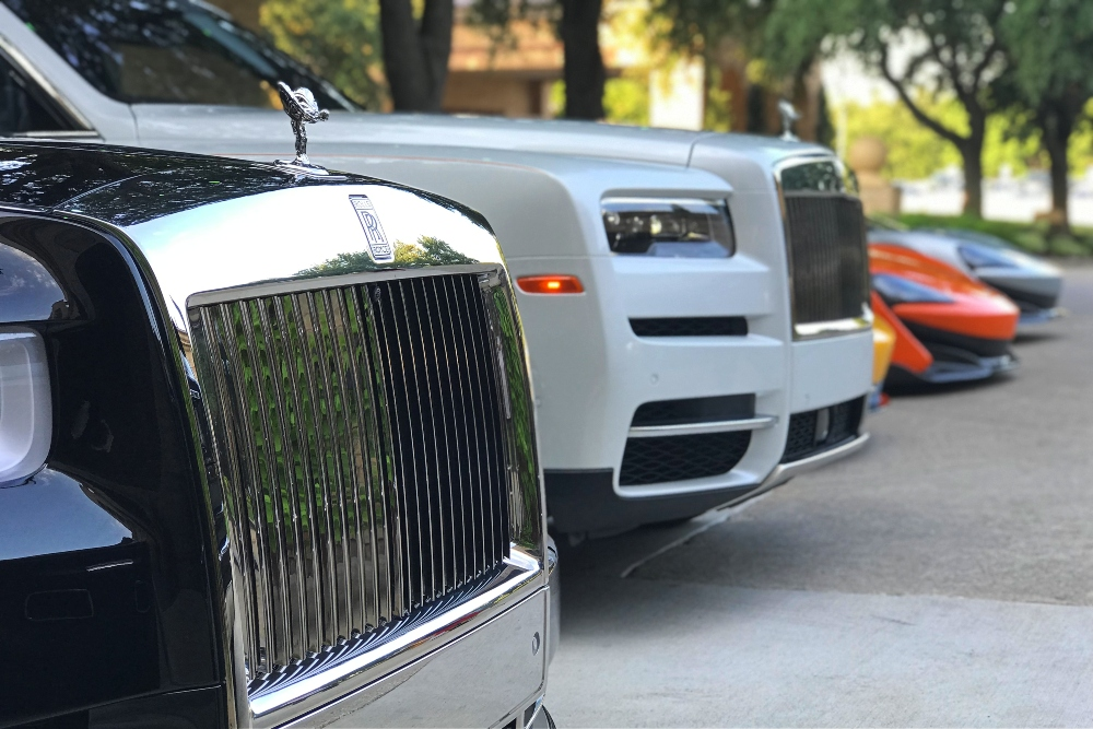 Park Place Luxury And Supercar Showcase Set For September