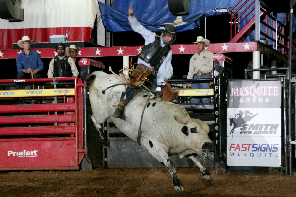 ERA Boasts Best Rodeo Athletes in World
