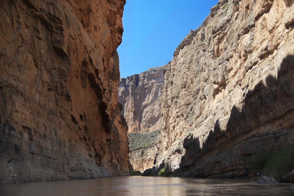 Rio Grande Information Big Bend National Park Area