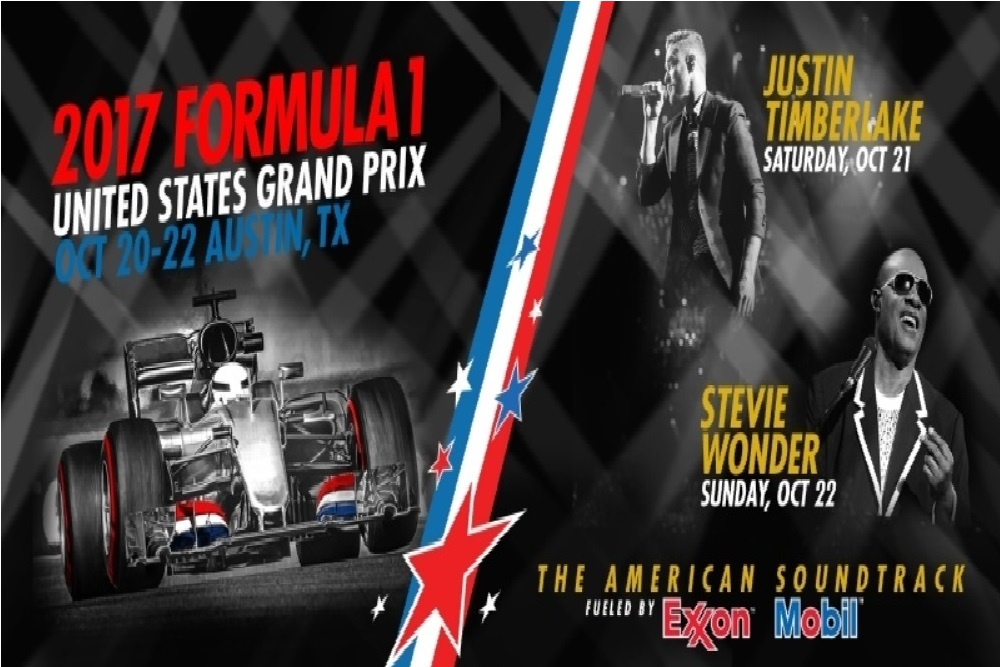 Circuit of The Americas Announces Music Lineup