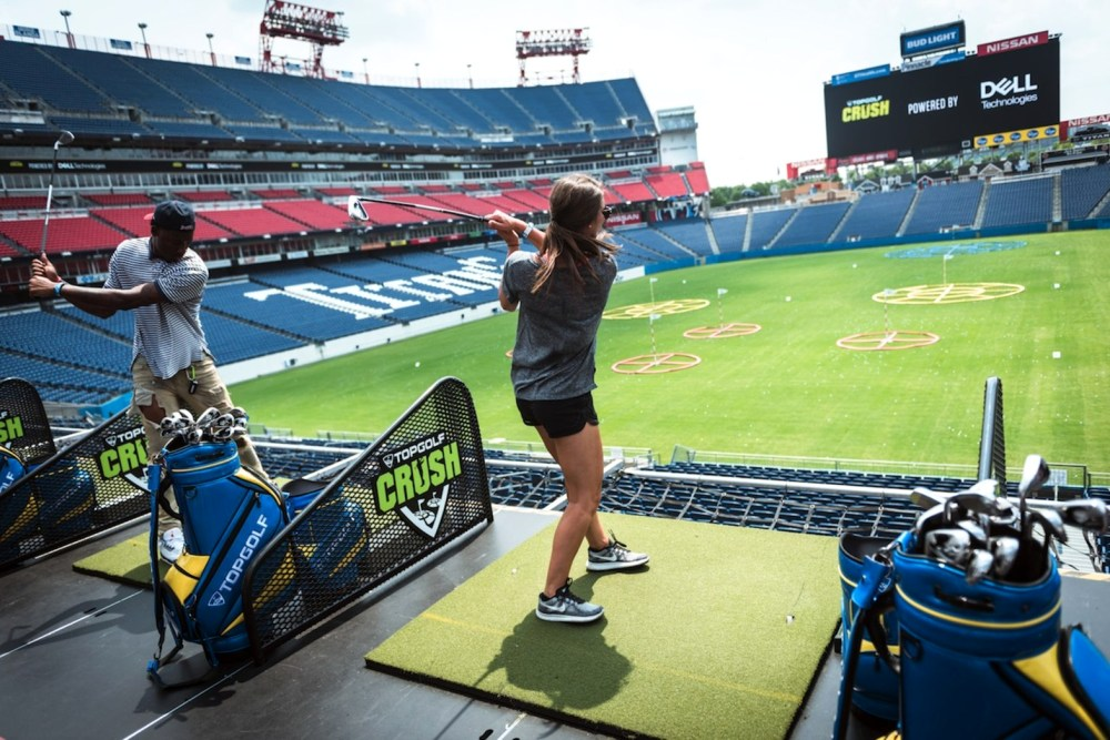 Topgolf Crush Coming to Circuit of The Americas
