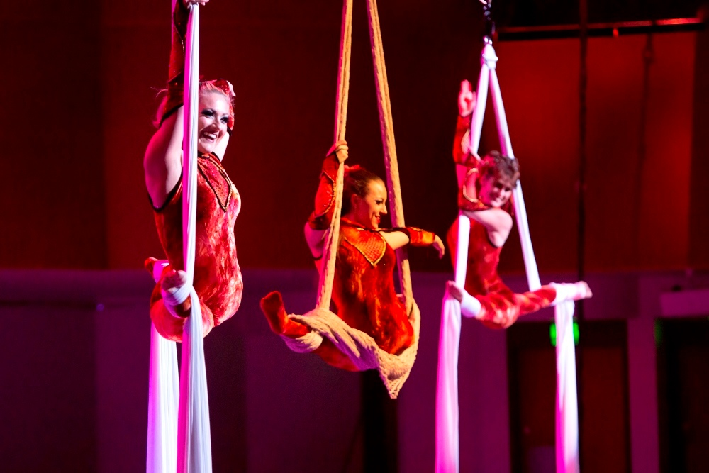 Cirque Musica Presents Holiday Wishes News Dallas