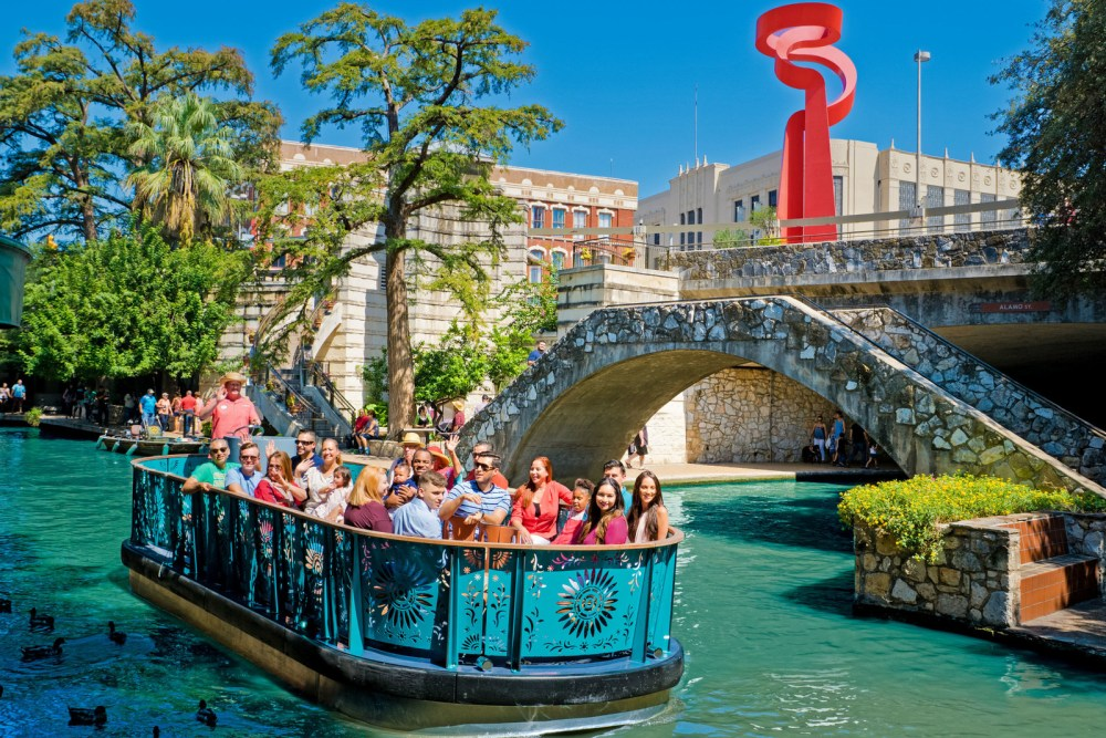 San Antonio Fun for 300th Anniversary in 2018