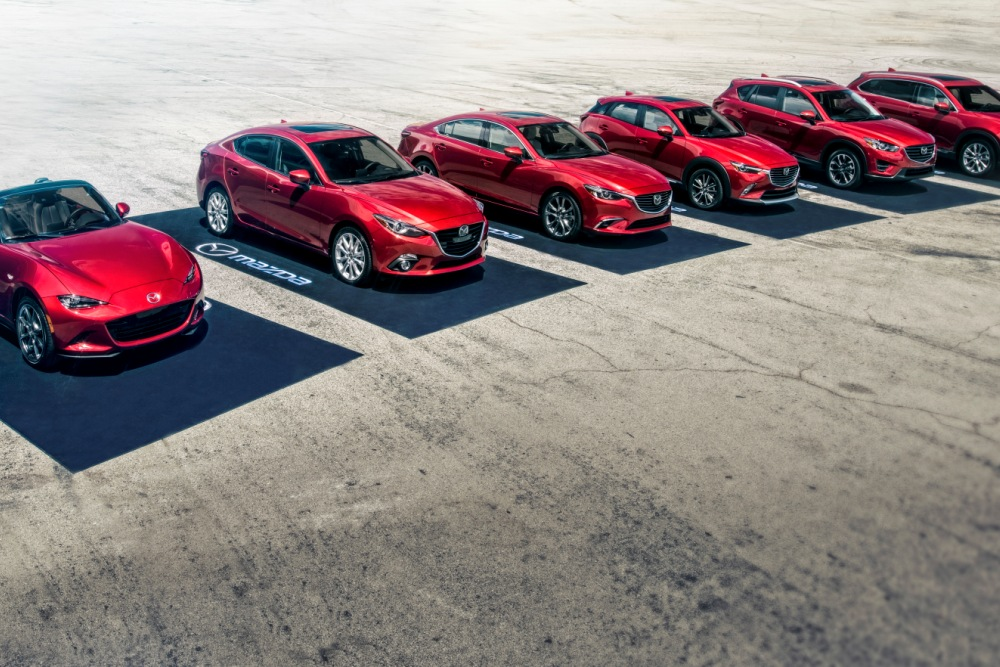 Mazda Announces Long-Term Vision For Technology