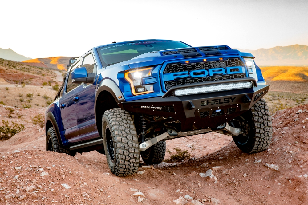 Shelby American Introduces 2018 Shelby Raptor Off Road